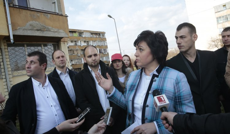 Корнелия Нинова към столичани: Нека не търпим кражбите, край на паралелната София